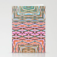 Touchy Vibrations. Stationery Cards