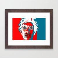 Freedom Of ... Framed Art Print
