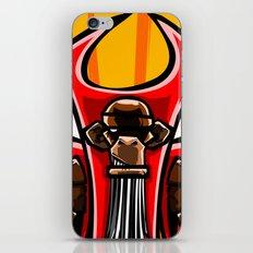 Winged Primate  iPhone & iPod Skin