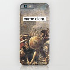 Carpe Diem Slim Case iPhone 6s
