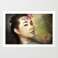 Beauty, Pt. 2 Art Print