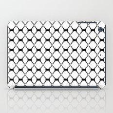 B&W pattern iPad Case