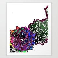 BooM. Art Print