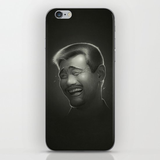 Yao Ming iPhone & iPod Skin