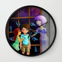The Hands Can't Resist H… Wall Clock