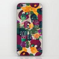 The Wild iPhone & iPod Skin