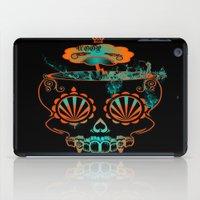 Candy Skull  iPad Case