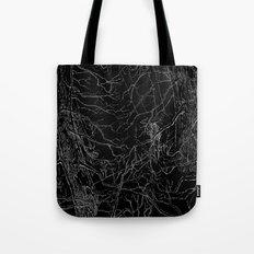 Whiteout Tote Bag