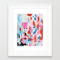 Something Wonderful Framed Art Print