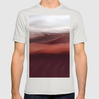 Pink Dream 3 Mens Fitted Tee Silver SMALL