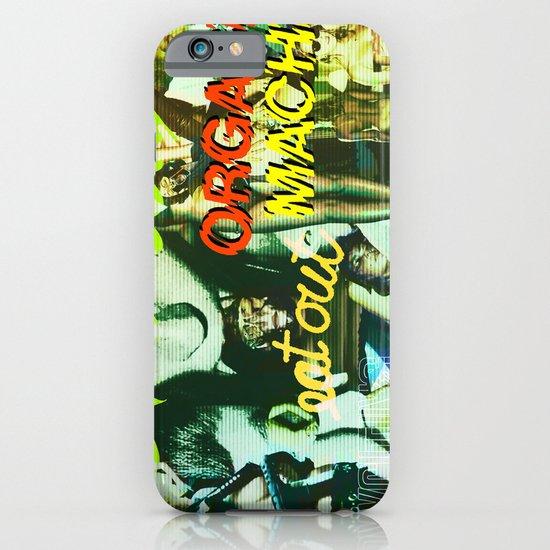 """Kiss Land"" by Cap Blackard iPhone & iPod Case"