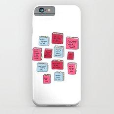 A Better Curriculum iPhone 6s Slim Case