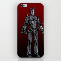 Cyberman... iPhone & iPod Skin
