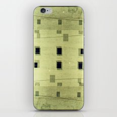 Landscapes c4 (35mm Double Exposure) iPhone & iPod Skin