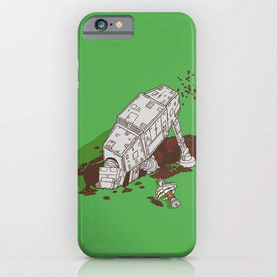 In a backyard, far, far away... iPhone & iPod Case