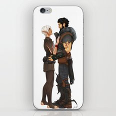 Fenhawke iPhone & iPod Skin