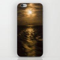 I'll Sail Away  iPhone & iPod Skin