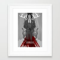 Hannibal Framed Art Print