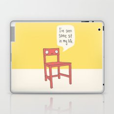 Seen some sit Laptop & iPad Skin