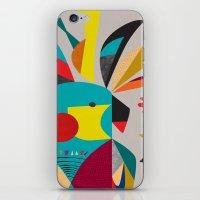Cockatoooo iPhone & iPod Skin