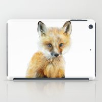 Little Fox iPad Case