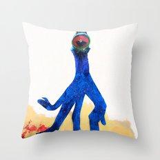 G N O M E Throw Pillow