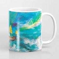 Come And Sail With Me Th… Mug