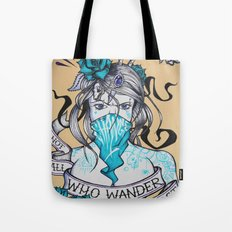 Masochist's Muse Tote Bag