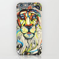 The Lion  iPhone 6 Slim Case