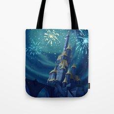Portrait of a Kingdom: Beast's Castle  Tote Bag