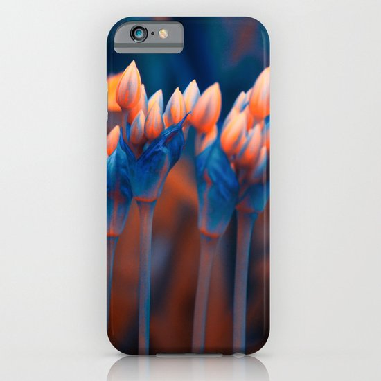 Floral abstract(4). iPhone & iPod Case