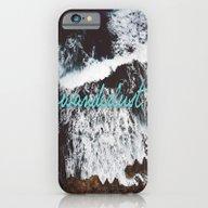 Wanderlust Ocean iPhone 6 Slim Case