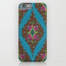 teardrop pattern Slim Case iPhone 6s