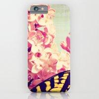 Lilac Monarch iPhone 6 Slim Case