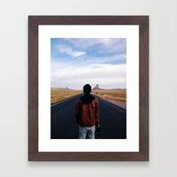 Othello Framed Art Print