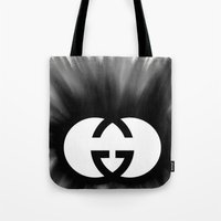 Spreading Style Tote Bag