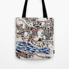 Lacking in Depth Tote Bag