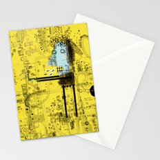 Missed my Bus Stationery Cards
