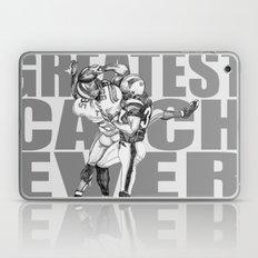 GREATEST CATCH EVER Laptop & iPad Skin