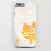 iPhone & iPod Case featuring Chick poster by Melanie Schumacher