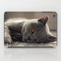 Dieslchen iPad Case