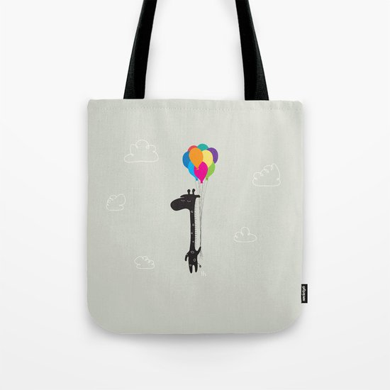 The Happy Flight Tote Bag