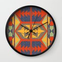 Going Native Wall Clock