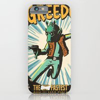 Greedo Vintage Comic Cover iPhone 6 Slim Case