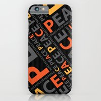 iPhone & iPod Case featuring Peace....no more wars by Ricardo Patino