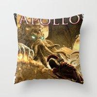 Apollo - Cover Art Throw Pillow