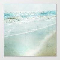Sea Lullaby Canvas Print