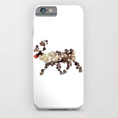 Dotted Rudolph iPhone 6 Slim Case