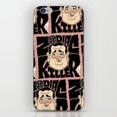 Zodiac Ted iPhone & iPod Skin