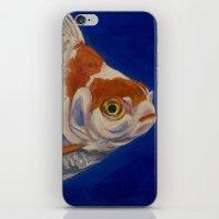Ryukin Goldfish II iPhone & iPod Skin